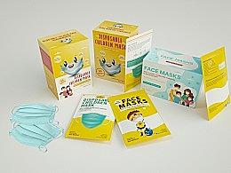 儿童口罩-包装设计