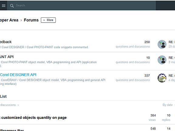 新手如何学习 CorelDRAW VBA 插件开发