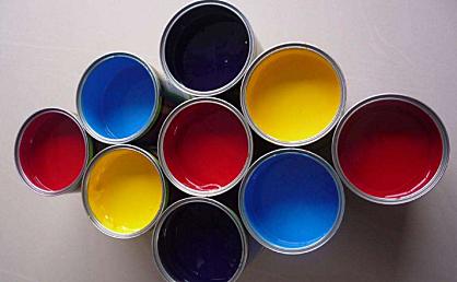 油墨连结料中使用的辅助材料
