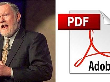 印前PDF文件的转换与被转换