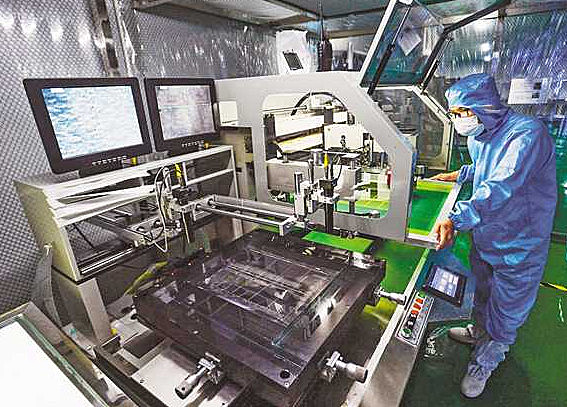 印刷行业智能化建设的现状