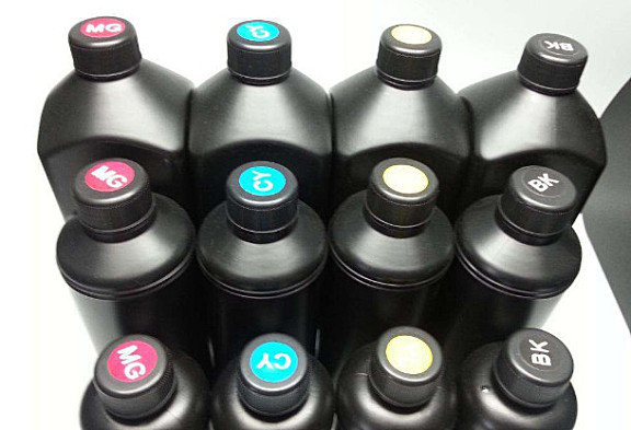 UV墨水的性能要求
