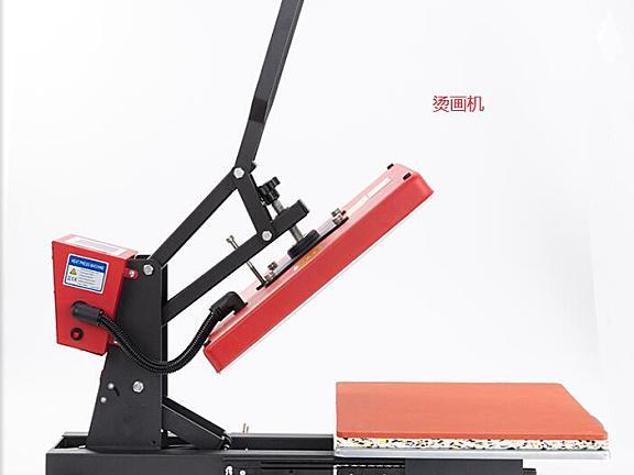 烫画机怎么使用-具体方法