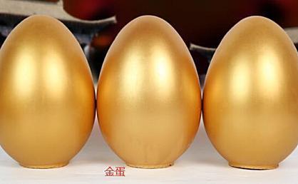 活动金蛋的制作流程介绍
