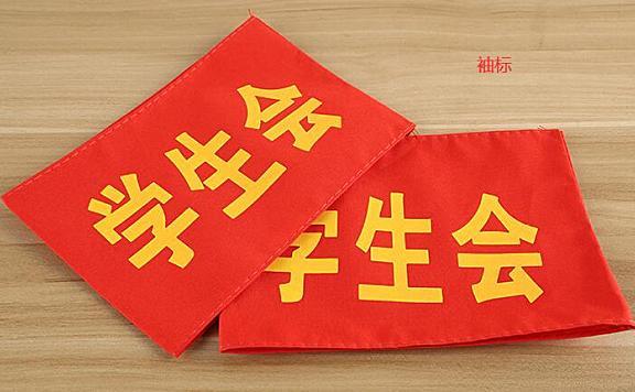 袖标的制作材质和工艺